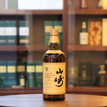 Suntory Pure Malt 12 Years Yamazaki Old Bottling