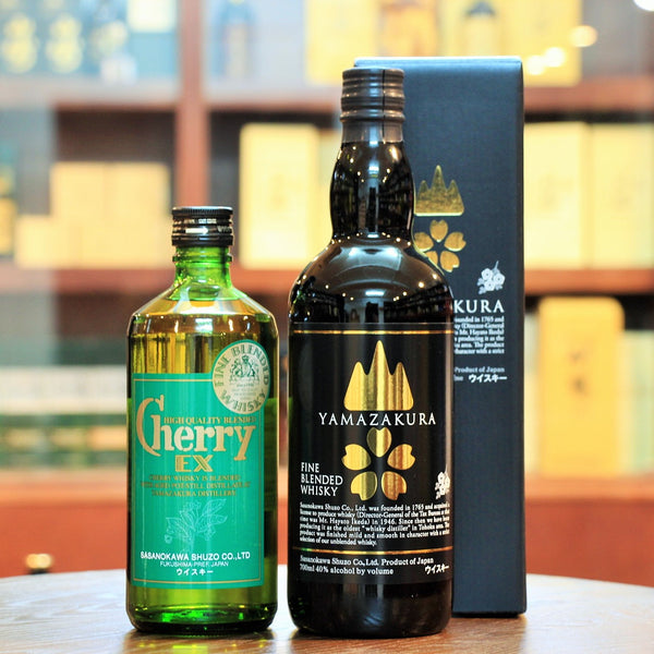 Excellent Offer of Blended Whiskies available for free shipping from Mizunara Hong Kong