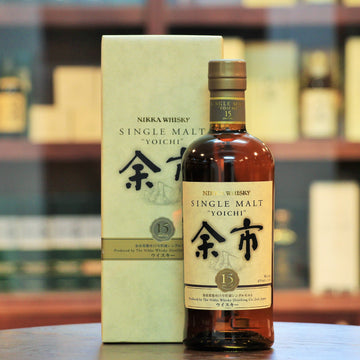 Yoichi 15 Years Old Single Malt Whisky