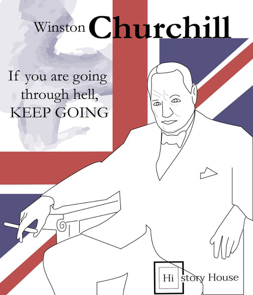 Sir Winston Churchill: Fascinate Journey - From The Early Years to an End (Biographies of Leaders Book 1)