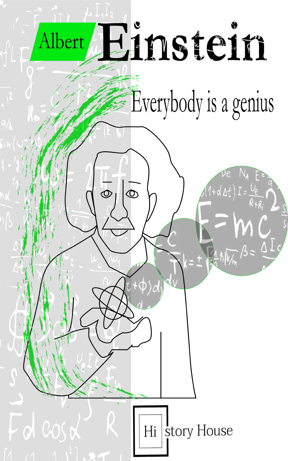 Albert Einstein: Fascinate Journey - From the early years to an end