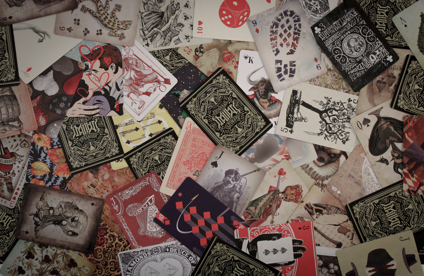 Art Of Play - BAM Playing Cards
