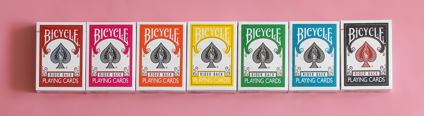 Bicycle - BAM Playing Cards