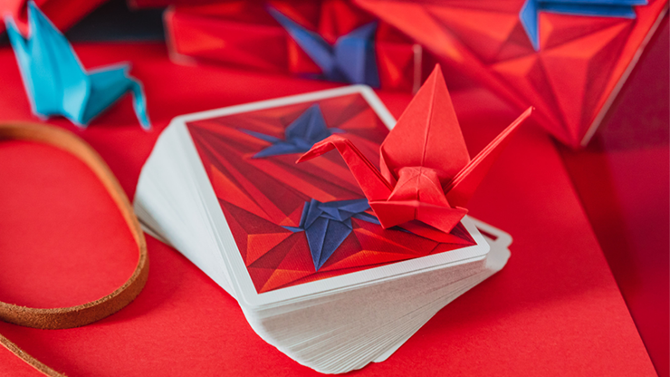 1000 Cranes - BAM Playing Cards