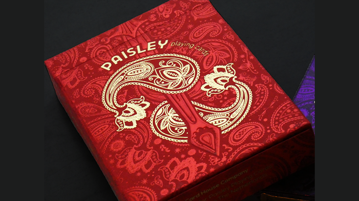 Paisley Royals - Red (6239534284949)