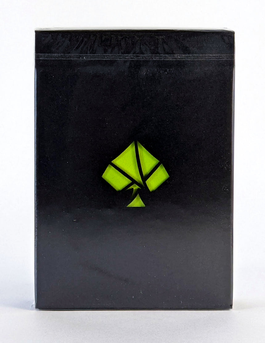 NOC Colorgrade - Green - BAM Playing Cards (4824226005131)