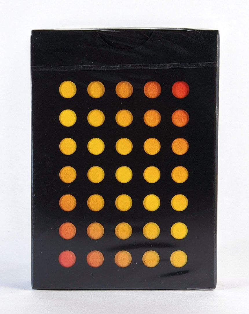 NOC Colorgrade - Orange - BAM Playing Cards