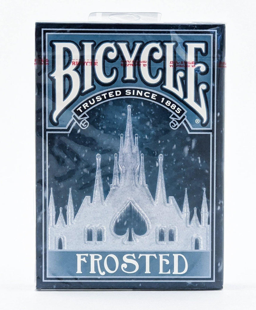 Bicycle Frosted - BAM Playing Cards