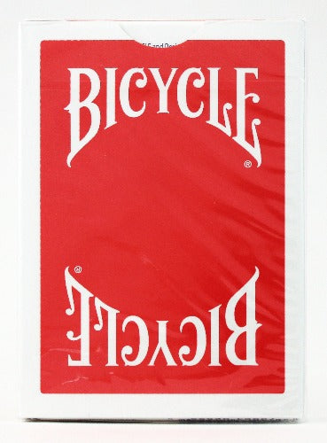 Bicycle Insignia Back Red - BAM Playing Cards