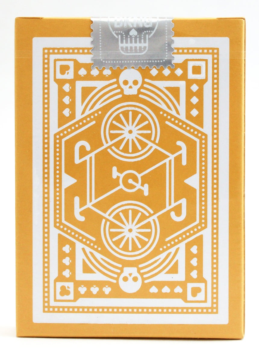 Yellow DKNG - BAM Playing Cards