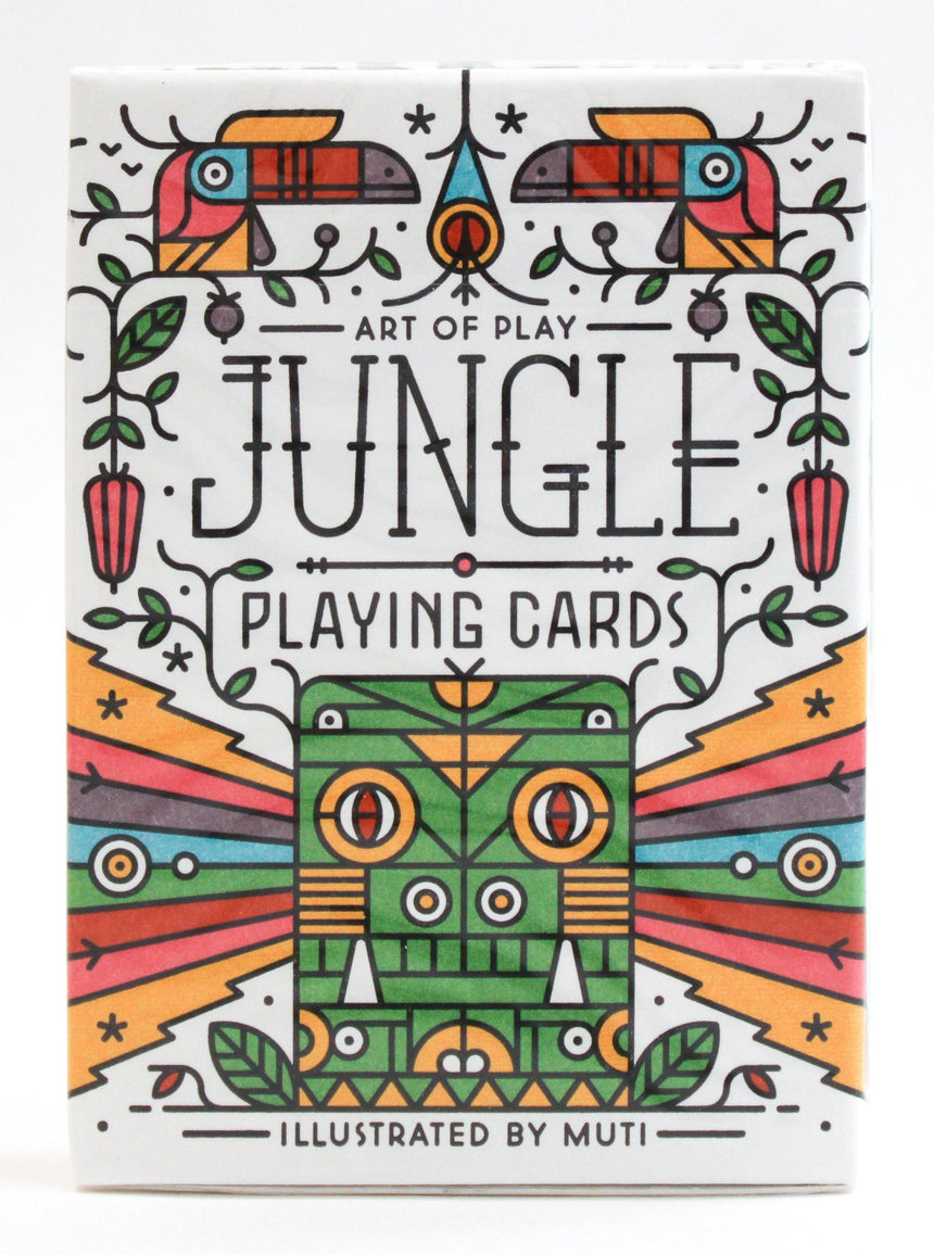 Jungle - BAM Playing Cards