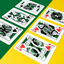BCA Green - BAM Playing Cards (5629307256981)