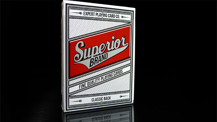 Superior Brand (Classic Back) Readers