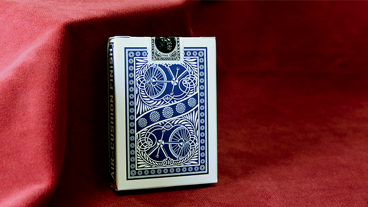 Bicycle Chainless Playing Cards (Blue) - BAM Playing Cards (6467206578325)