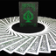 Bicycle MetalLuxe Emerald Playing Cards Limited Edition - BAM Playing Cards