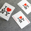 Bicycle I Love NY Playing Cards (6602026385557)