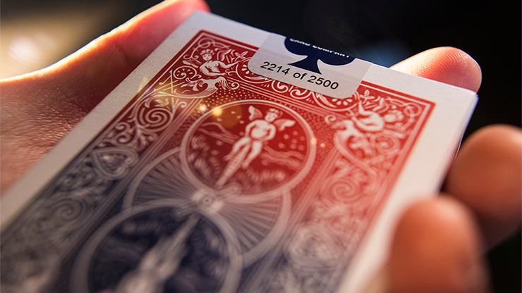 Bicycle Ombre (Limited Edition and Numbered Seals) Playing Cards - BAM Playing Cards (6348114165909)