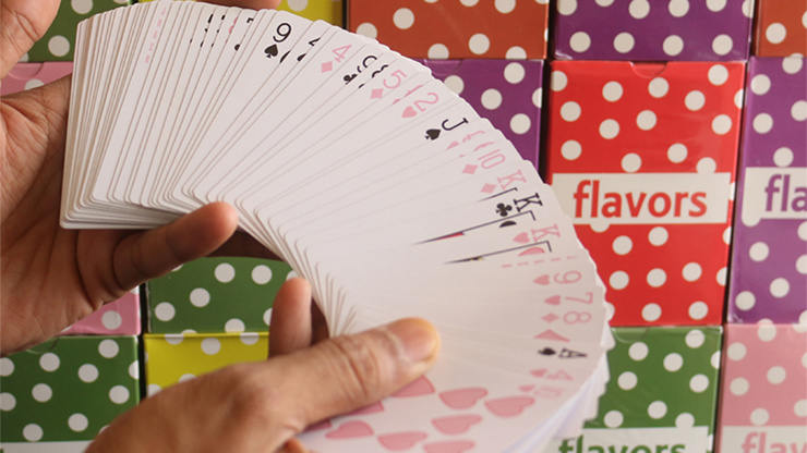 Limited Edition Flavors Playing Cards - Grapes (6531561619605)
