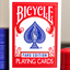 Limited Edition Bicycle Faro (Red) Playing Cards (6515702333589)