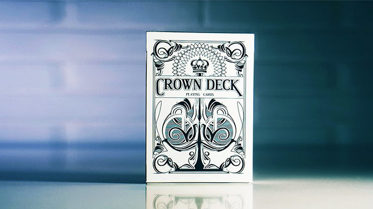 Limited Edition Crown Deck (Snow) (6750776754325)