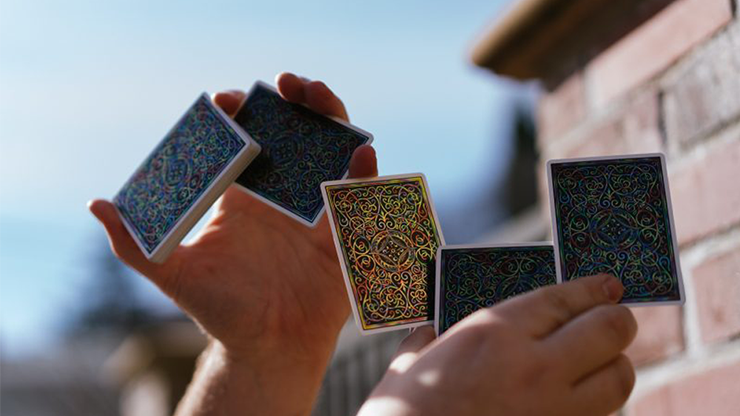 Superior (Rainbow) Playing Cards (6386415108245)