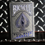 Bicycle Rider Back Cobalt Luxe (Blue) Version 2 - BAM Playing Cards (6410905092245)