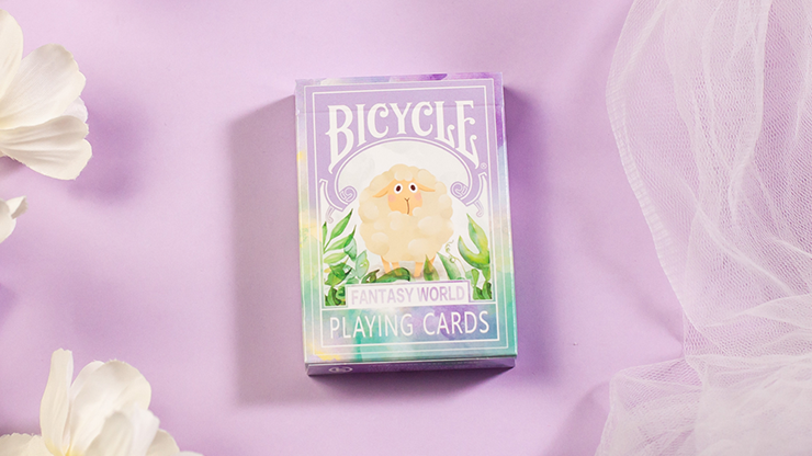 Bicycle Fantasy World Playing Cards (6515704234133)