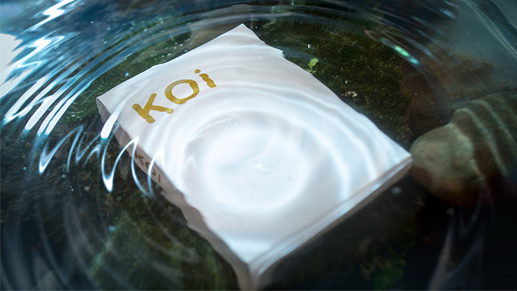 Koi V2 Playing Cards (6692307304597)