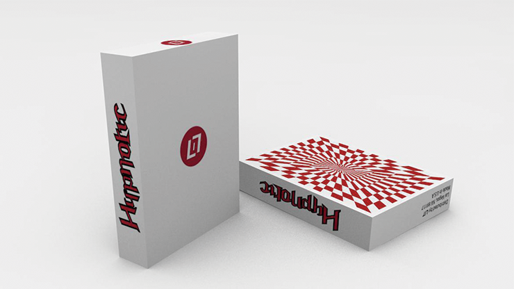 Hypnotic Playing Cards (6692308680853)