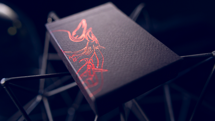 Hannya Playing Cards Version 2 (6585939394709)