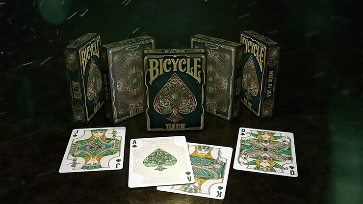 Bicycle Jade Playing Cards (6692306747541)