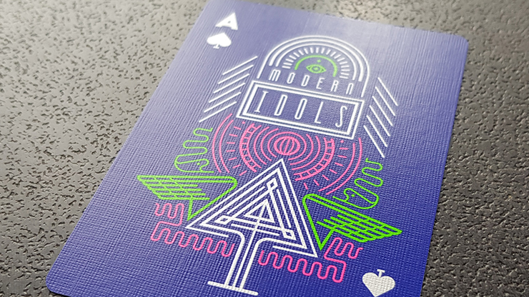Modern Idols (Hope) Playing Cards (6386414223509)