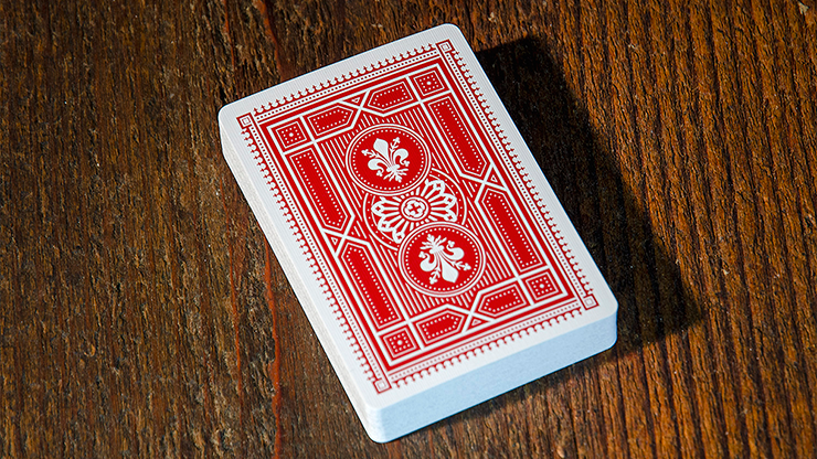 Florentia Florentia Player's Editon Playing Cards (6646221537429)