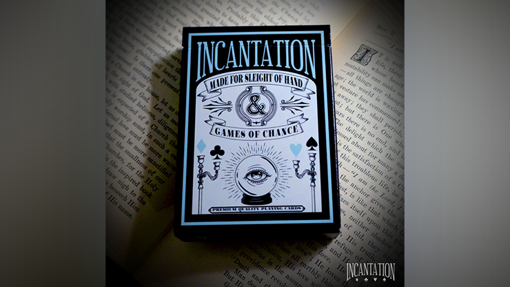 Incantation Ritual Limited Edition Playing Cards (6306630828181)