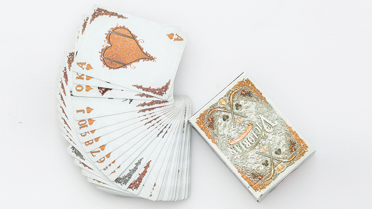 Victorian (Pearl Edition) Playing Cards (6479252029589)