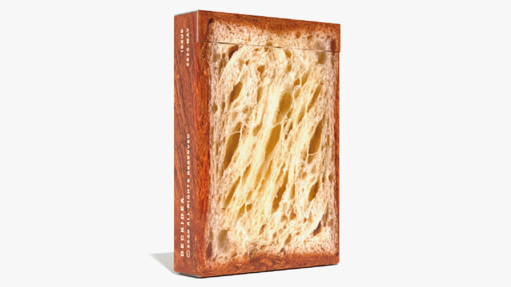 The Sandwich Series (Bread) Playing Cards (6372706254997)