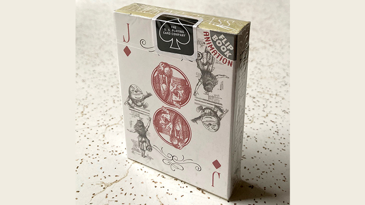 Fig. 23 Looking-Glass Playing Cards (6550560506005)