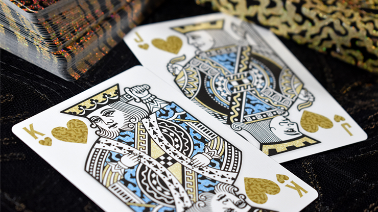 King Of Tiger Playing Cards (6585939624085)