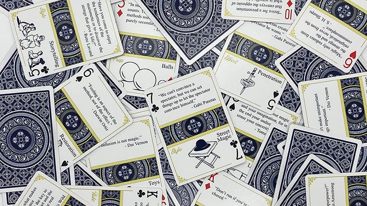 Phronesis Playing Cards (Ideation) (6314795106453)