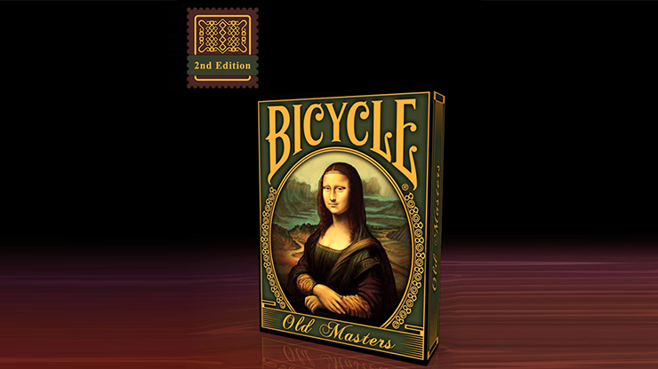 Bicycle Old Masters 2nd Edition Playing Cards