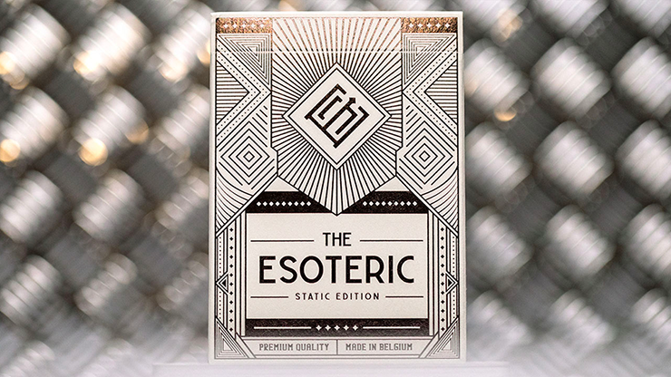 Esoteric: Static Edition Playing Cards (6508894158997)