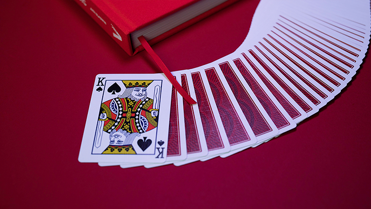 The Boy Who Cried Magic Playing Cards