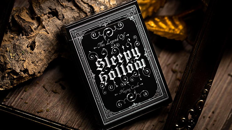 Sleepy Hollow Playing Cards (6646224978069)