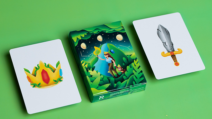 Adventure Playing Cards - BAM Playing Cards