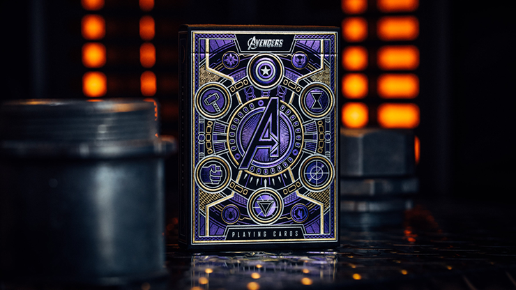 Avengers: Infinity Saga Playing Cards (6701605060757)
