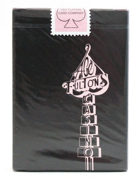 Ace Fulton Femme Fatale - BAM Playing Cards