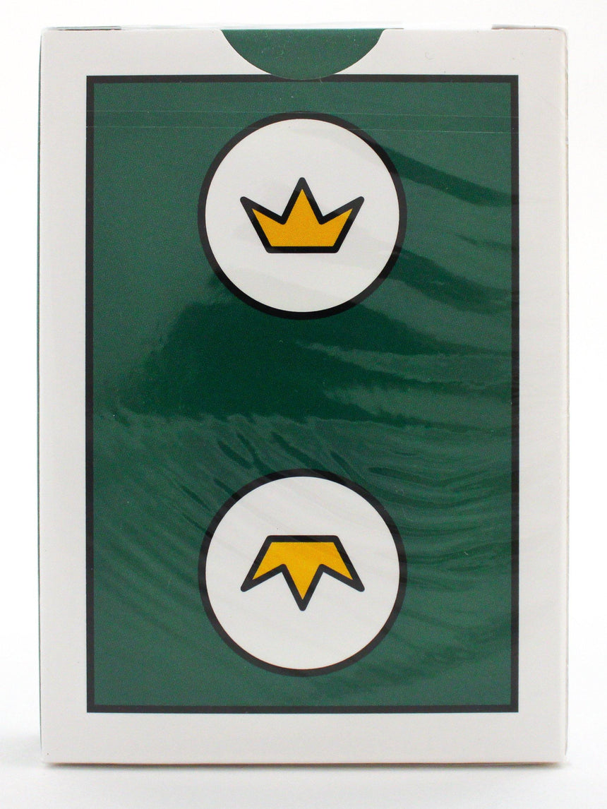 BCA Green - BAM Playing Cards