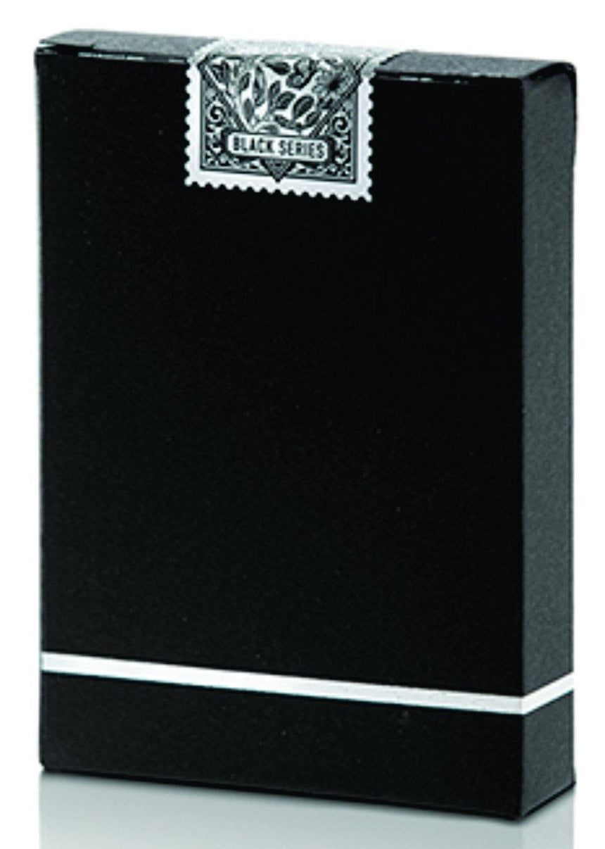 Butterfly - Black & Silver - BAM Playing Cards (6180779098261)