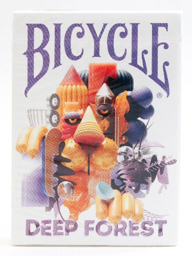 Bicycle Deep Forest - BAM Playing Cards (5620077691029)