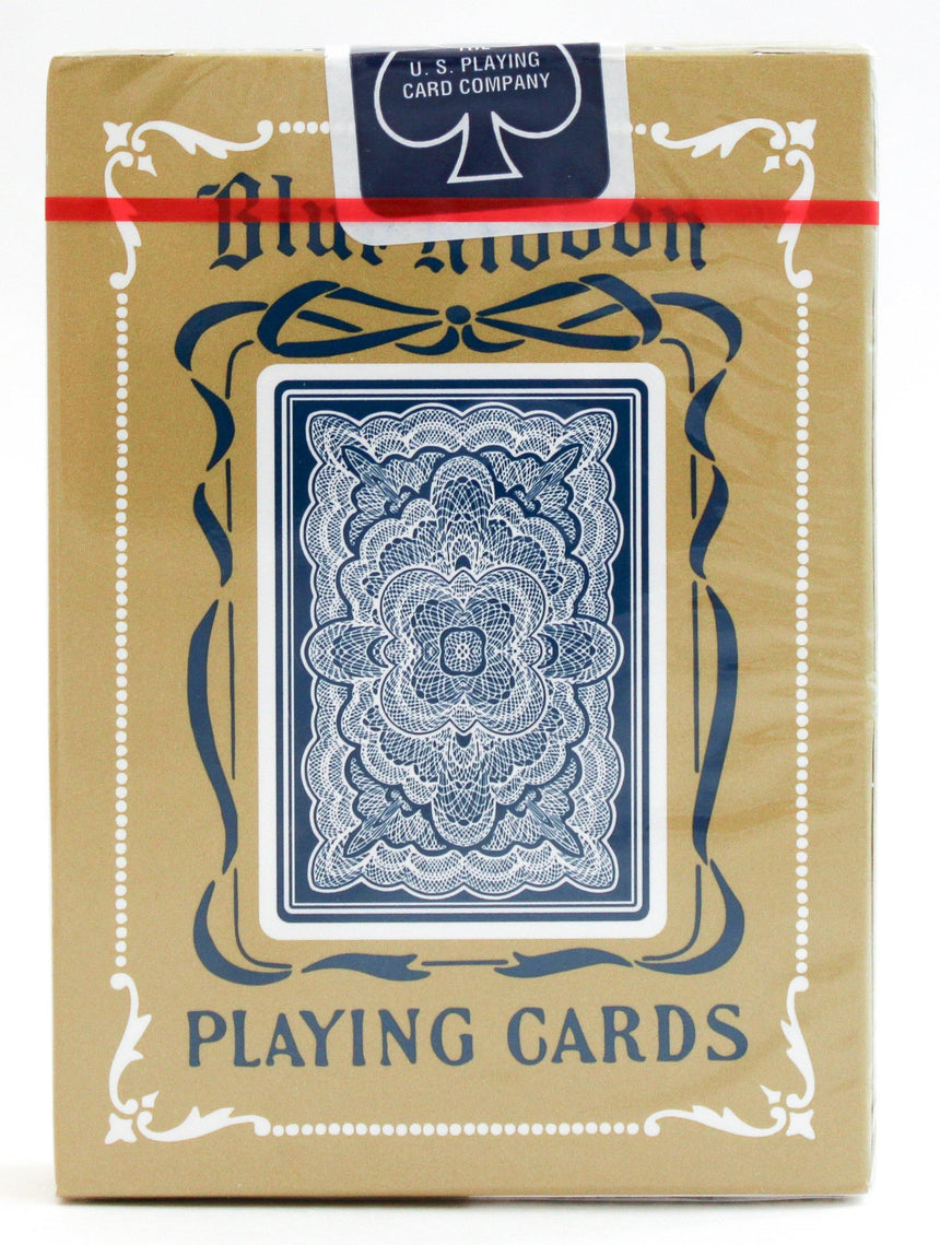 Blue Ribbon - Blue - BAM Playing Cards